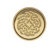 Sigillset med vax. Manuscript Celtic Rose (5F) MSH725CEL