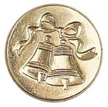 Sigill Manuscript Coin Bell (5F) MSH727BEL utgår