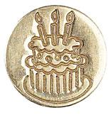 Sigill Manuscript Coin Cake (5F) MSH727CAK