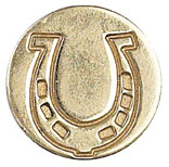 Sigill Manuscript Coin Horseshoe (5F) MSH727HRS
