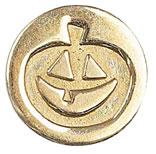 Sigill Manuscript Coin Pumpkin (5F) MSH727PUM