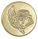 Sigill Manuscript Coin Quill (5F) MSH727QUI
