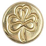 Sigill Manuscript Coin Shamrock (5F) MSH727SHR
