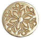 Sigill Manuscript Coin Snowflake (5F) MSH727SNF