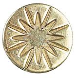 Sigill Manuscript Coin Star  (5F) MSH727STR utgår