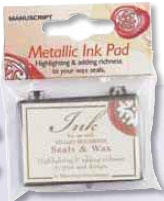 Sigill Manuscript Ink Pad Gold MSH761IPGS