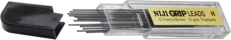 Stiftpenna Niji Blymina H, 0,7 (12F)