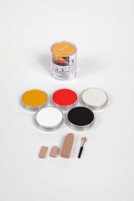 PanPastel Zorn Set - Painting 5 Color Sets