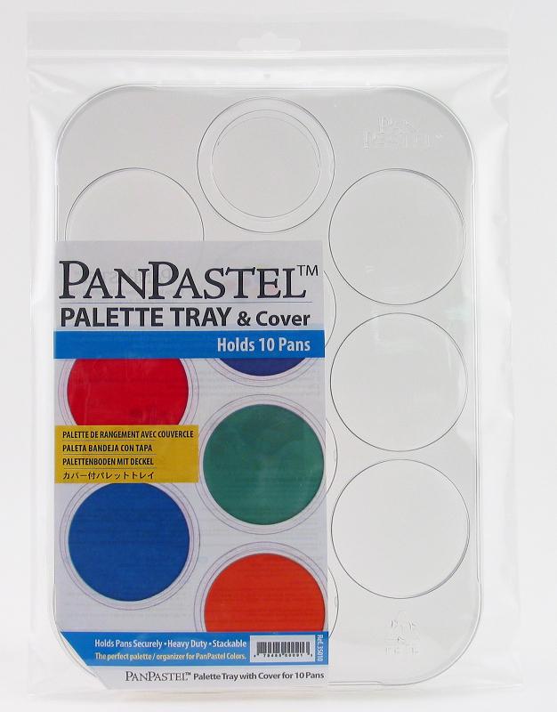 PanPastel Palette tray för 10 färger