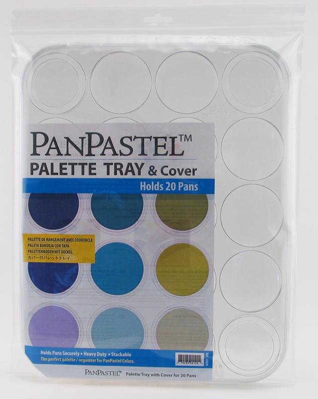 PanPastel Palette tray för 20 färger