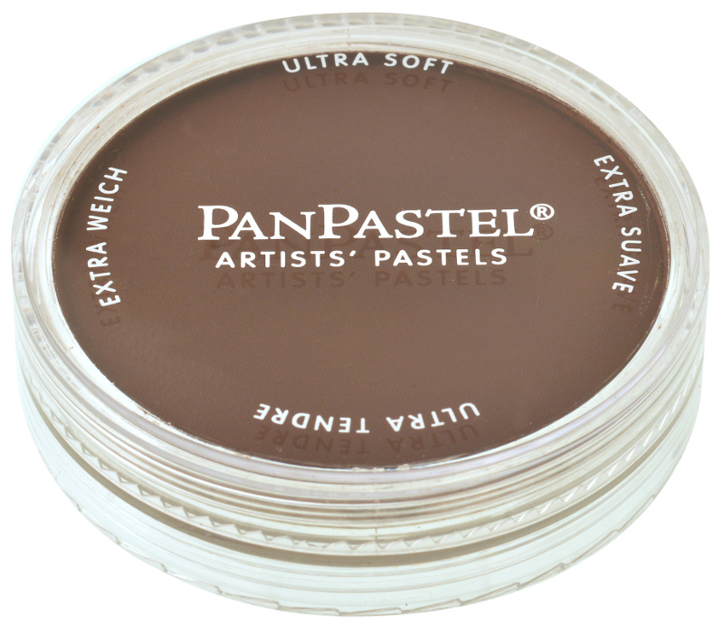 PanPastel Red Iron Oxide Extra Dark 380,1 (3F)