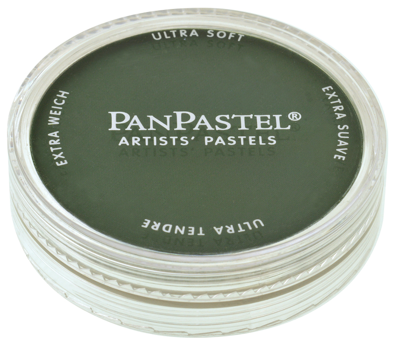 PanPastel Permanent Green Extra Dark 640,1 (3F)
