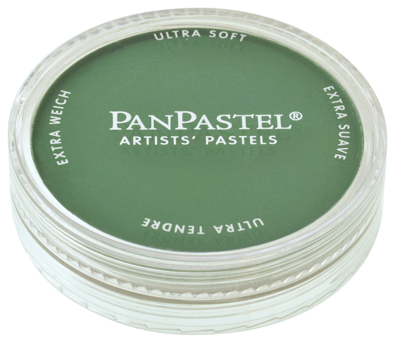 PanPastel Permanent Green Shade 640,3 (3F)
