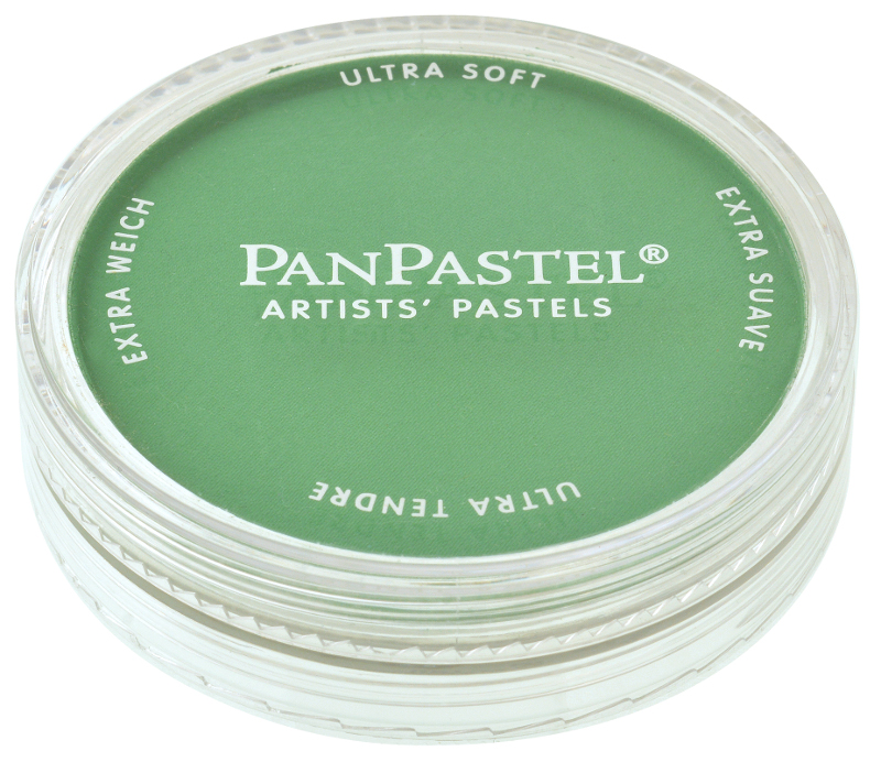 PanPastel Permanent Green 640,5 (3F)