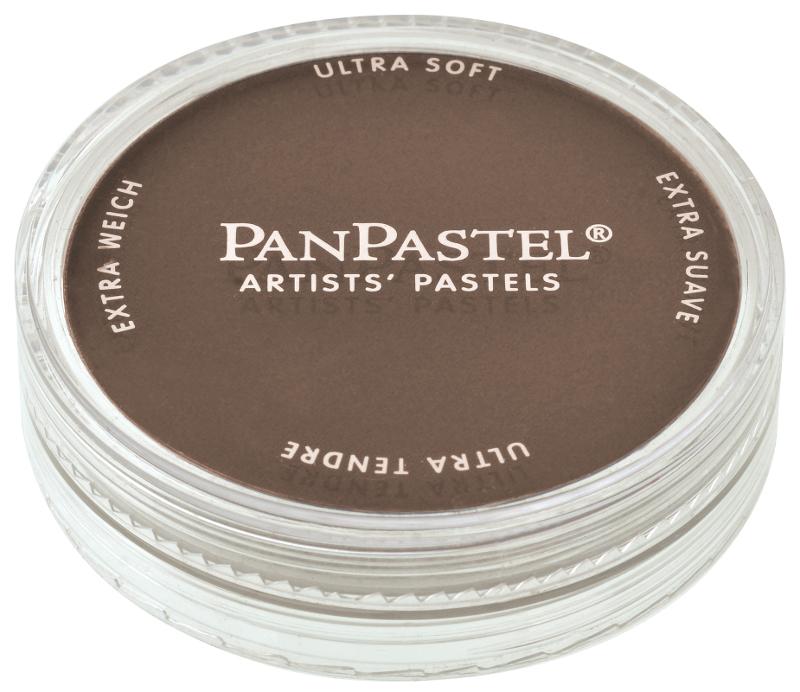 PanPastel Burnt Sienna Extra Dark 740,1 (3F)