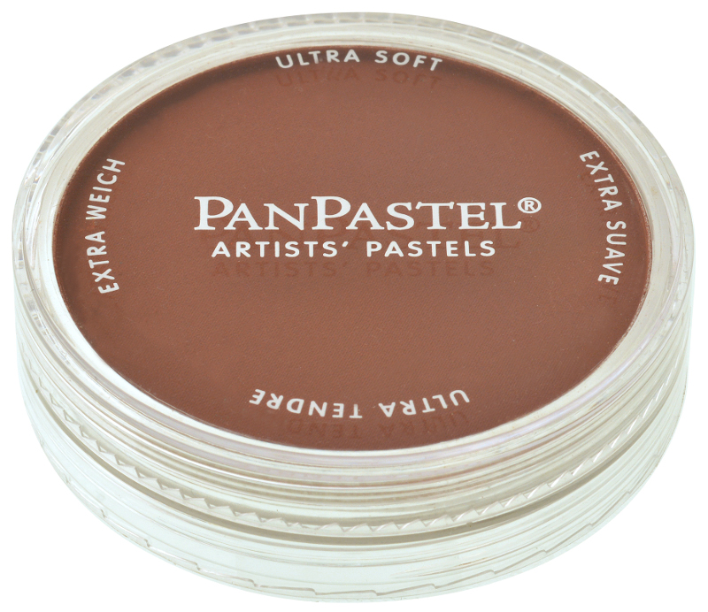 PanPastel Burnt Sienna Shade 740,3 (3F)