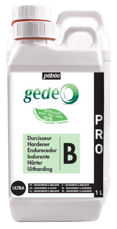 Resin Epoxi Pebeo Crystal Resin Biorganic kit 3 liter