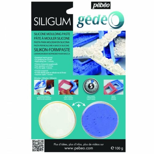Modellering Pebeo Gédéo Siligum 100G  (6F)