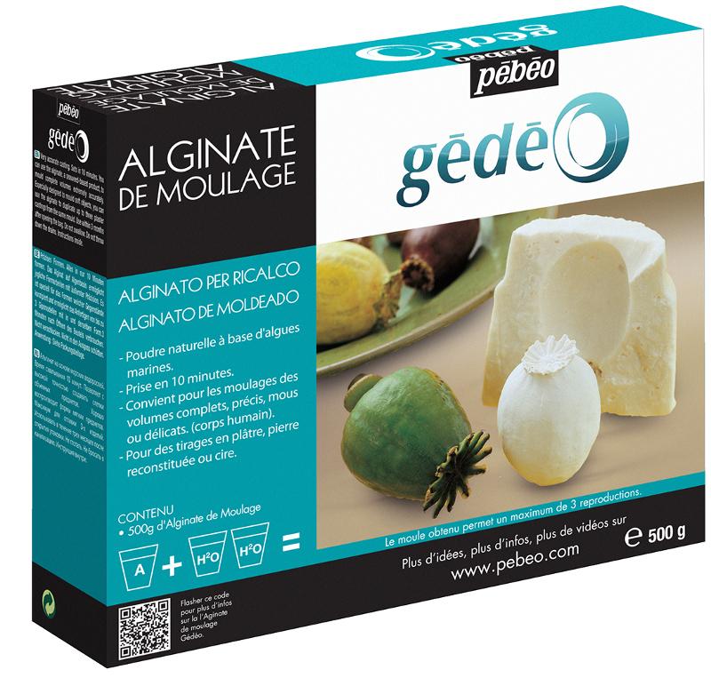 Modellering Pebeo Gédéo Moulding Alginate 500G  (6F)