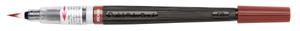 Penselpenna Pentel Colour Brush orange GFL-107 (5)