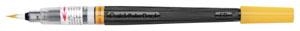 Penselpenna Pentel Colour Brush gulorange GFL-140 (6)