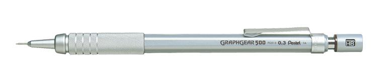 Stiftpenna Pentel Graph Gear 500  PG513-E 0,3mm