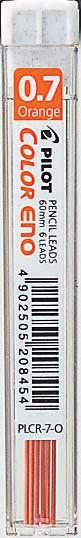 Stift Pilot Color Eno 0.7 Orange 6st/tub