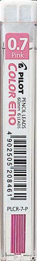 Stift Pilot Color Eno 0.7 Rosa 6st/tub    PLCR-7-P