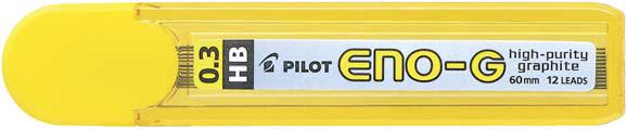 Stift Pilot Eno 0,3mm HB 12st/tub PL3 ENO-HB