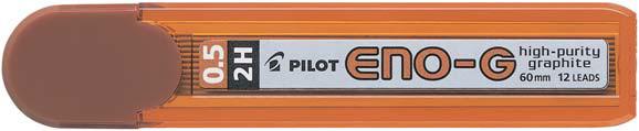 Stift Pilot ENO 0.5 2H 12st/tub    PL-5ENO-2H