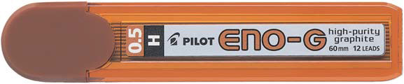 Stift Pilot ENO 0.5 H 12st/tub    PL-5ENO-H