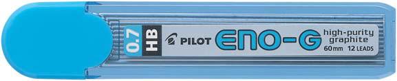 Stift Pilot ENO 0.7 HB 12st/tub    PL-7ENO-HB