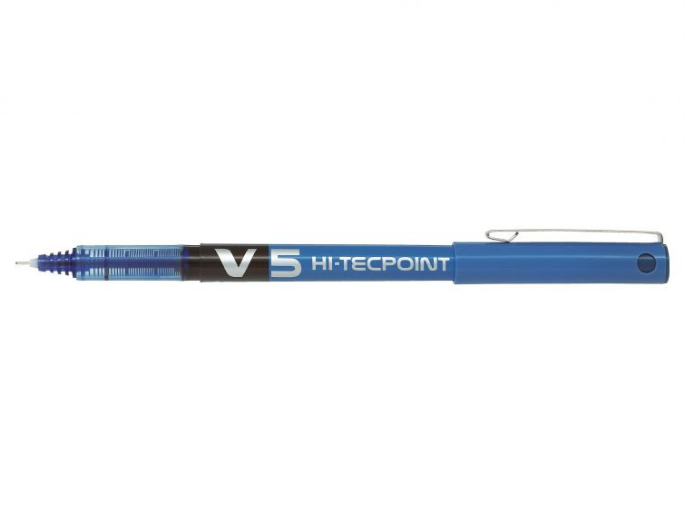 Kulspetspenna Pilot Hi-Tecpoint V5 <RT> blå BXRT-V5-L