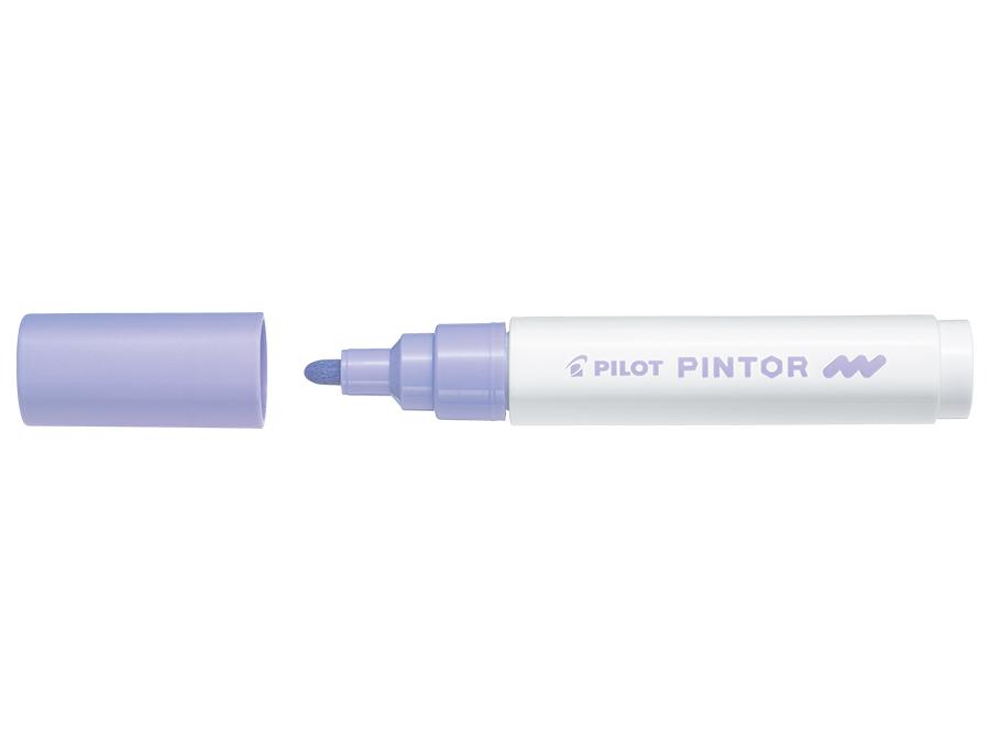 Fiberpenna Pilot Pintor - Medium - Pastell violett (6F)