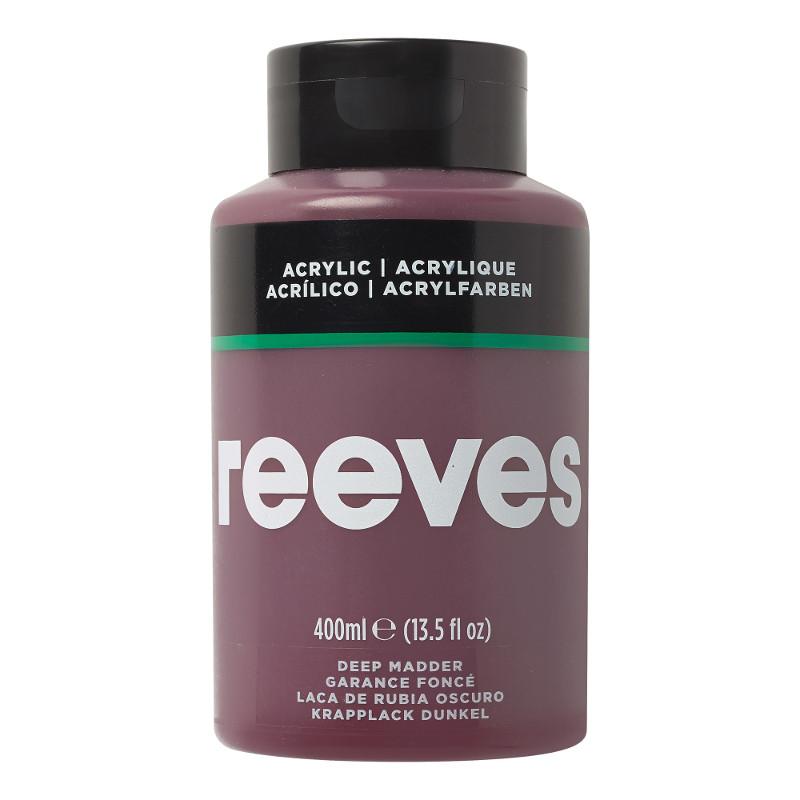 Akrylfärg Reeves 400ml DEEP MAD 290