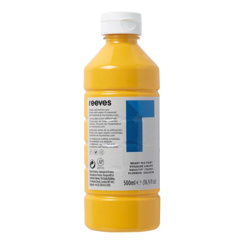 Skolfärg Redimix Reeves Intro 500 ml Brilliant yellow
