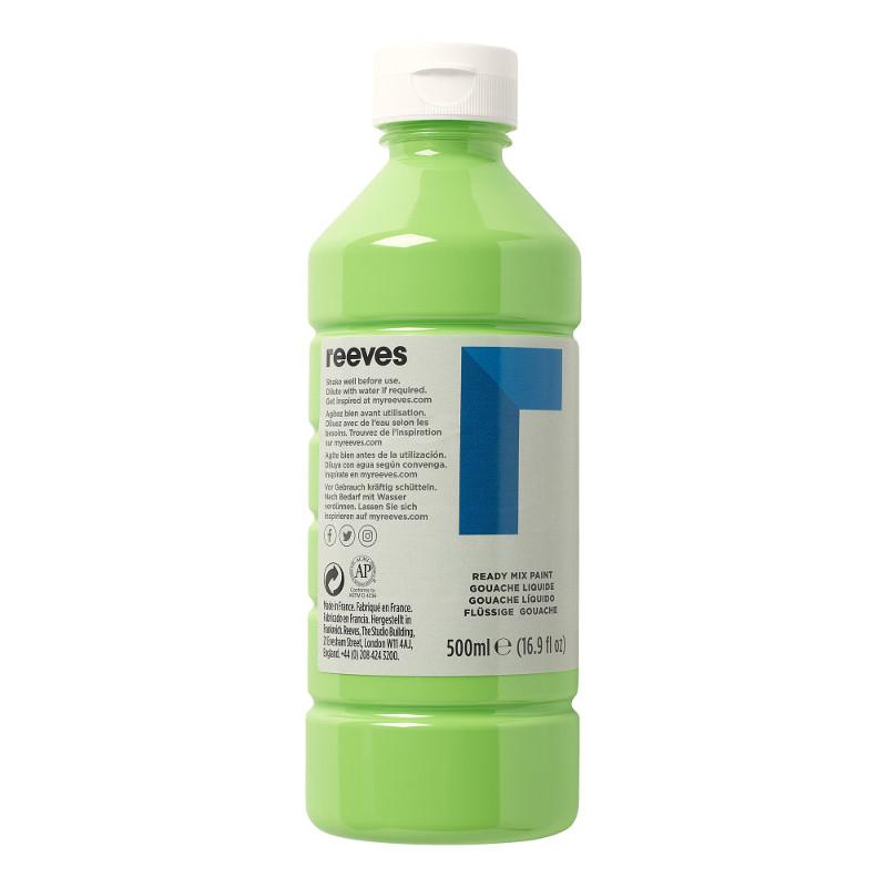 Skolfärg Redimix Reeves Intro 500 ml Leaf green