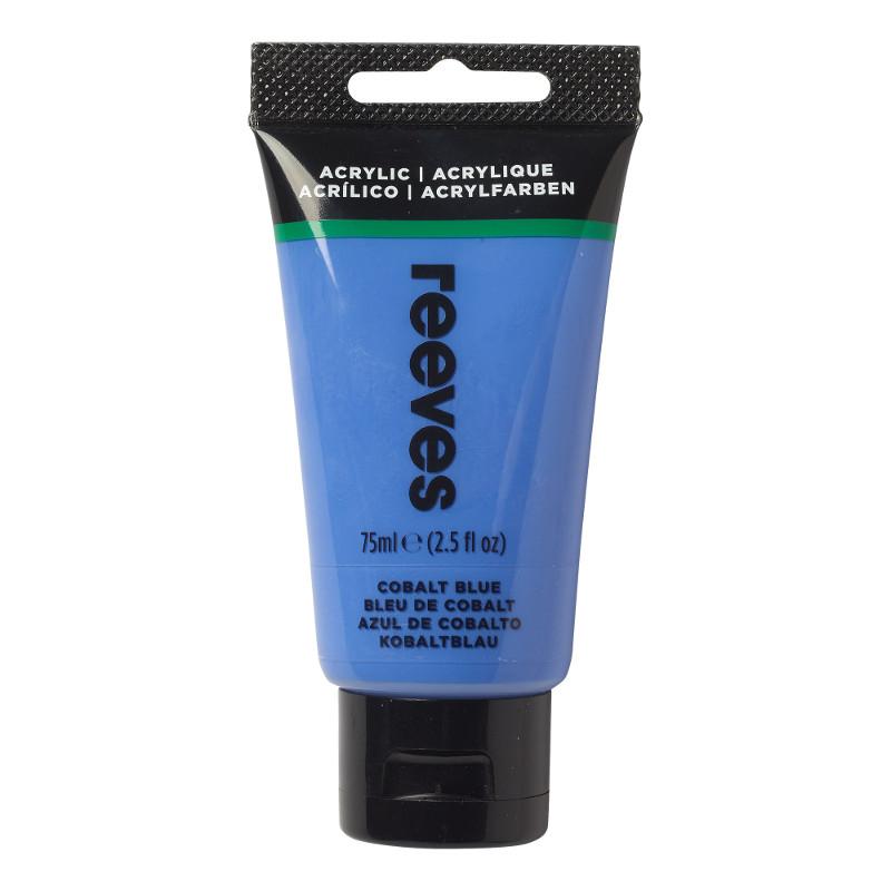 Akrylfärg Reeves 75ml Cobalt blue (5F)