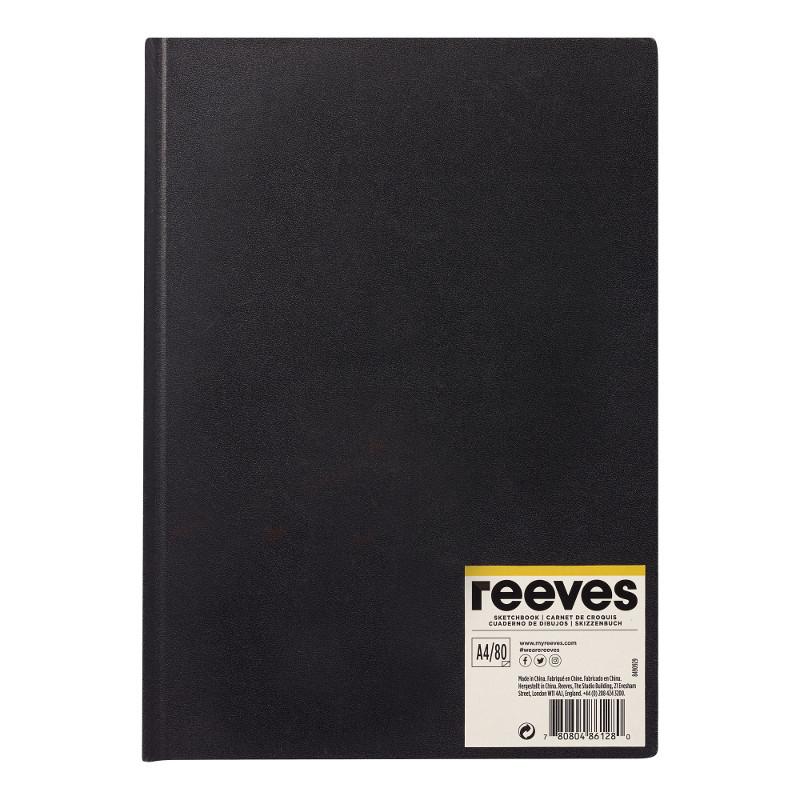 Skissbok Reeves A4 (6F)
