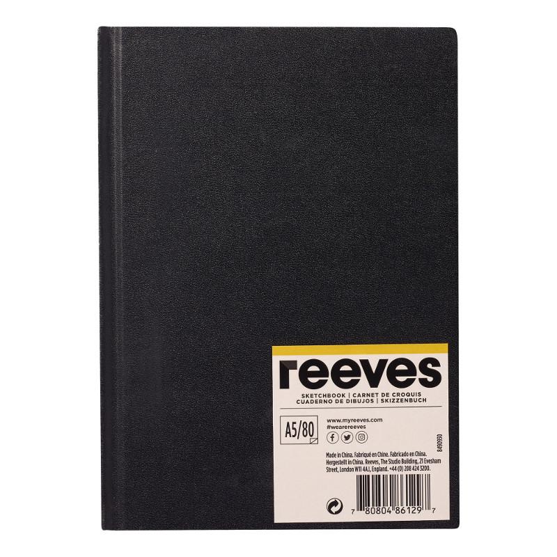 Skissbok Reeves A5  (6F)