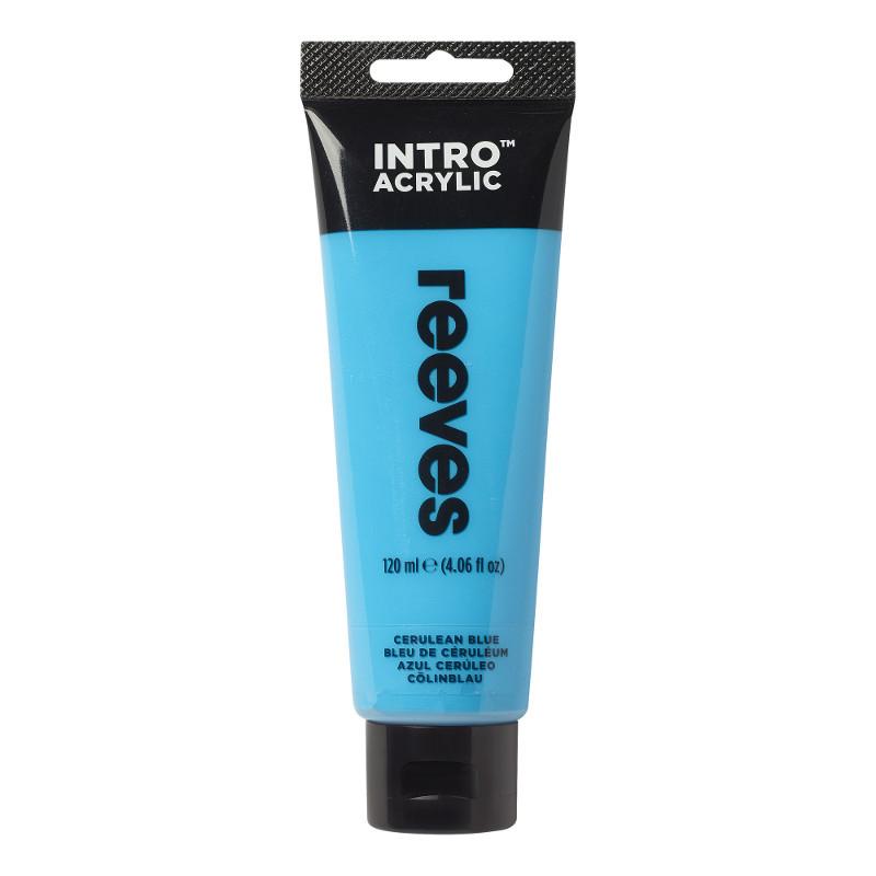 Akrylfärg Reeves Intro 120 ml Cerulean Blue 360 (5F)