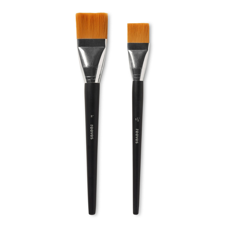 Syntetpenselset Reeves REEVES XTRA LARGE VALUE BRUSH PACK (12F)