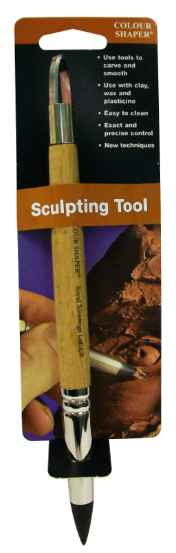 Colour Shaper Double Ended Sculpting Tool Taper Point, Size 10