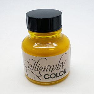 Tusch Calligraphy Ink 25ml, Yellow CC10
