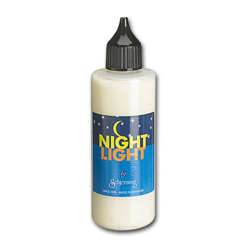 Hobby Night Light Glas/Porslin