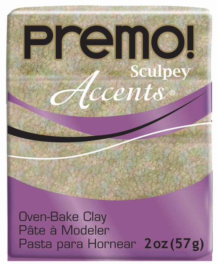 Lera Premo Sculpey -- Opal Accents   57g  PE02 5109 (5F)