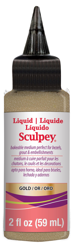 Lera Sculpey Liquid Gold, 59ml ALSGD02 (3F)