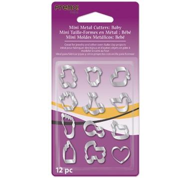 Lera Premo Fashion Mini Metal Cutters Baby AMM1012 (3F)