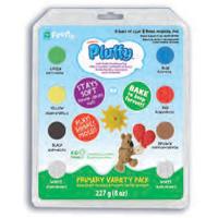 Lera  Pluffy Primary Multi Pack, 8 X 1 Oz.  K34030 (3F) Utgår