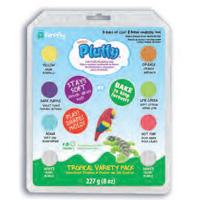 Lera  Pluffy Tropical Mlti Pack, 8 X 1 Oz.  K34068 (3F) Utgår